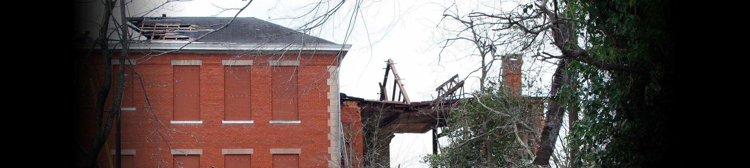 Wind & Storm Damage Repairs in Paul Davis Restoration & Remodeling of Elizabethtown